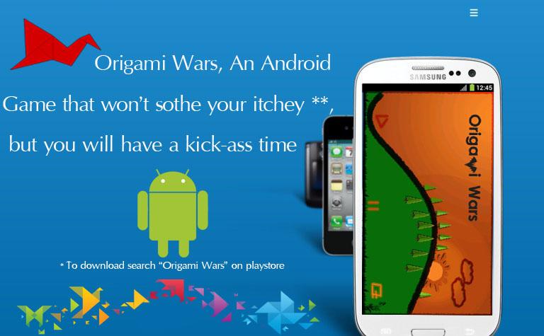 origami war